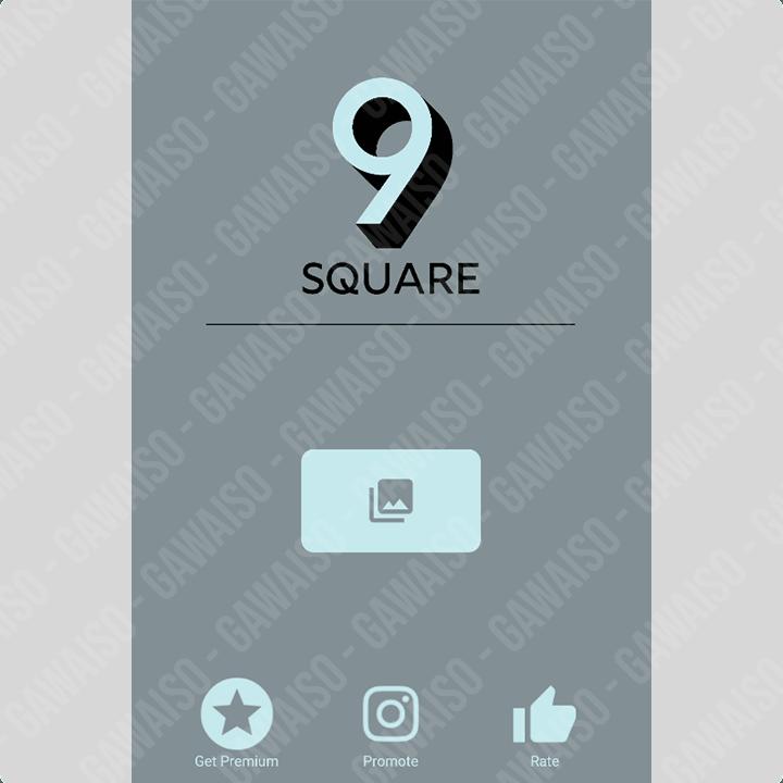 aplikasi 9 square