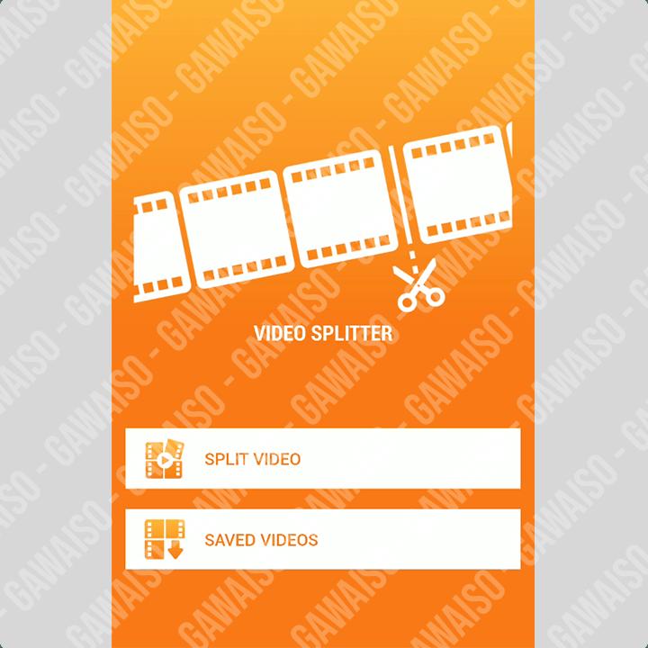 cara memotong video untuk status wa - video splitter