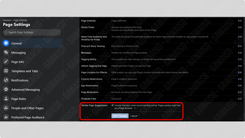 fanspage-settings---similar-page-suggestions