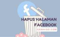 cara menghapus halaman facebook featured