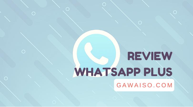 review whatsapp plus