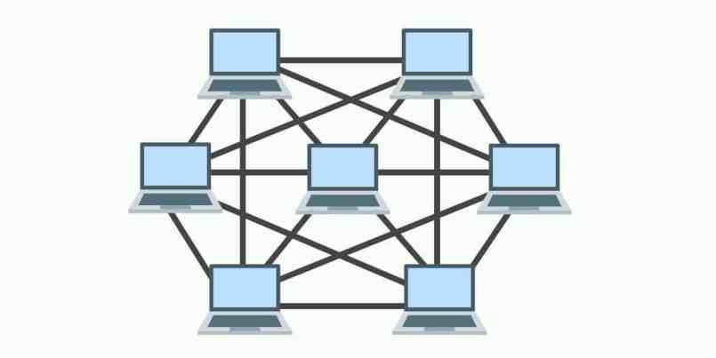 topologi jaringan komputer mesh