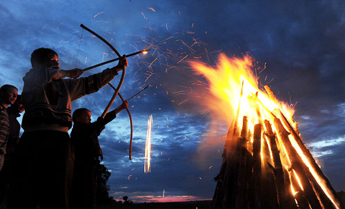 Fascinating Festivals - Ivan Kupala Celebrations