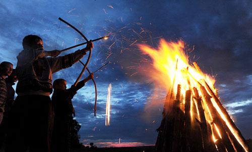 Fascinating Festivals - Ivan Kupala Celebrations