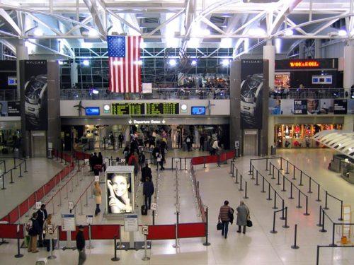 Airports: JKF Airport, USA