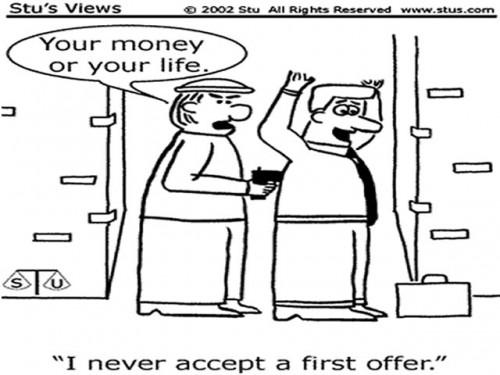 Street Smarts Travel Tips Comic