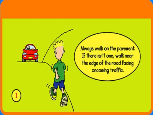 Safety Travel Tips Picture