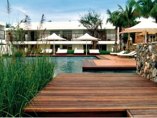 Hotel Putahracsa, Hua Hin, Thailand