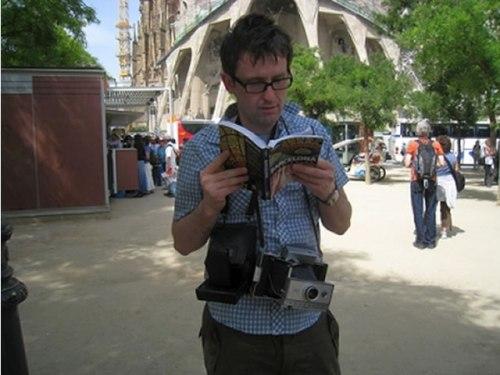 The Tour Guide Traveler