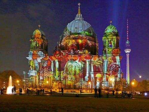 European Holiday Destinations: Berlin Cathedral