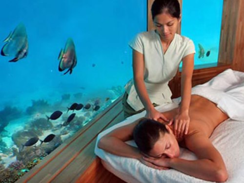 Coolest Spas Around The World: Lime Spa in Maldives