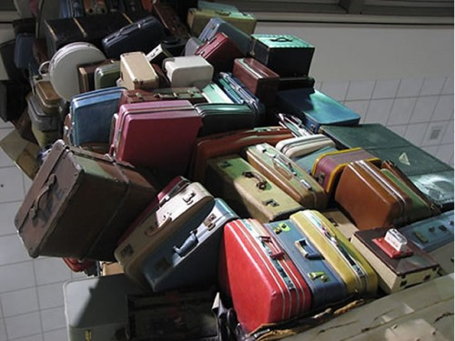Misplaced Luggages at Airport