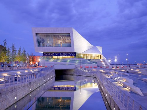 Museums In The UK - Museum of Liverpool