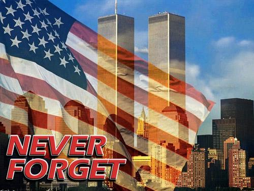 9/11 World Trade Center Remembrance