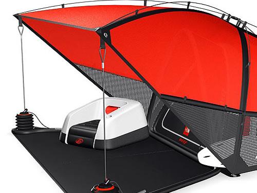 Surfers Pop Up Tents: