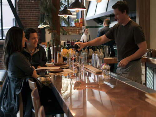 Italian Restaurants In San Francisco, California - Cotogna