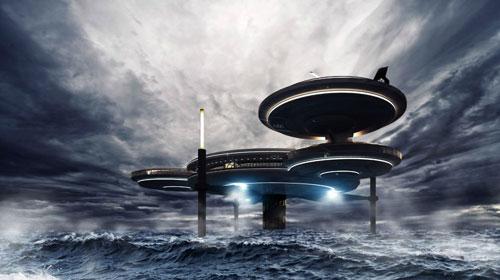 Underwater Hotel Dubai Safety