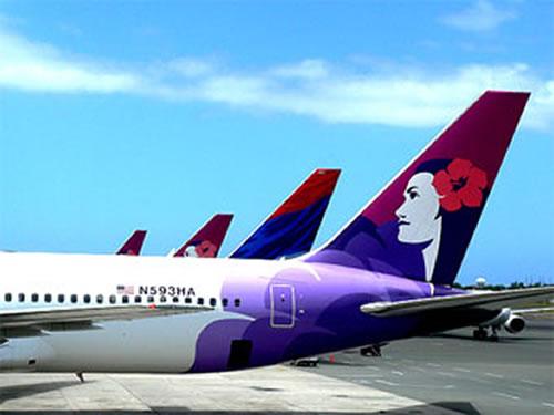 Flights to Honolulu with Hawaiian Airlines