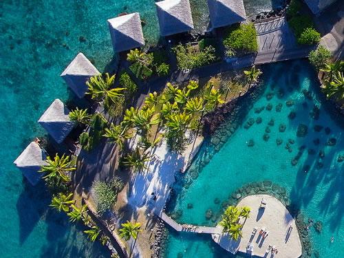 Tropical Vacation Spots: Tahiti