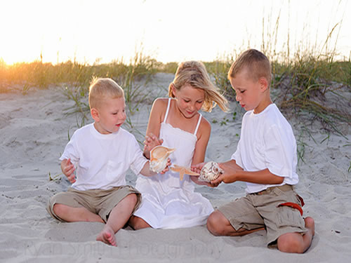 Great Family Holiday Spots in USA: Kids At The Myrtle Beach