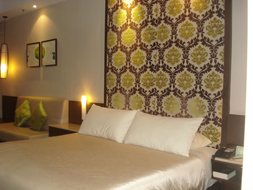 Sunway Putra Hotel Crest Room