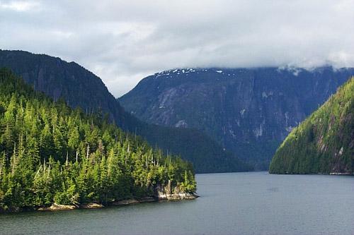 Inside Passage, Misty Fjords, Alaska