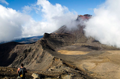 Lord of the Rings Locations: Mount Ngauruhoe