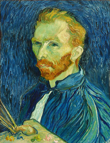 Vincent van Gogh at National Gallery of Art, Washington DC
