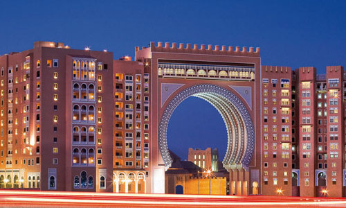 Amazing Hotels In Dubai: Moevenpick Ibn Battuta Gate Hotel