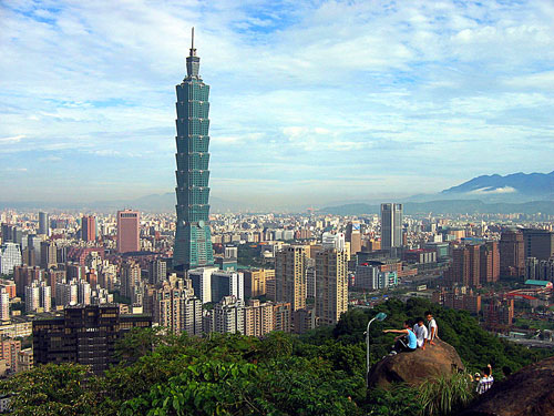 Things To Do In Taipei: Taipei 101 Tower