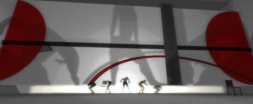 Meyerhold sequence - Jo Ellsmere