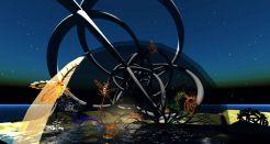 Fotis Begetis - Nymphaea for WrongGrid Pavilion