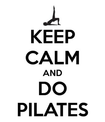 Ich war da mal beim Sport ... Pilates.