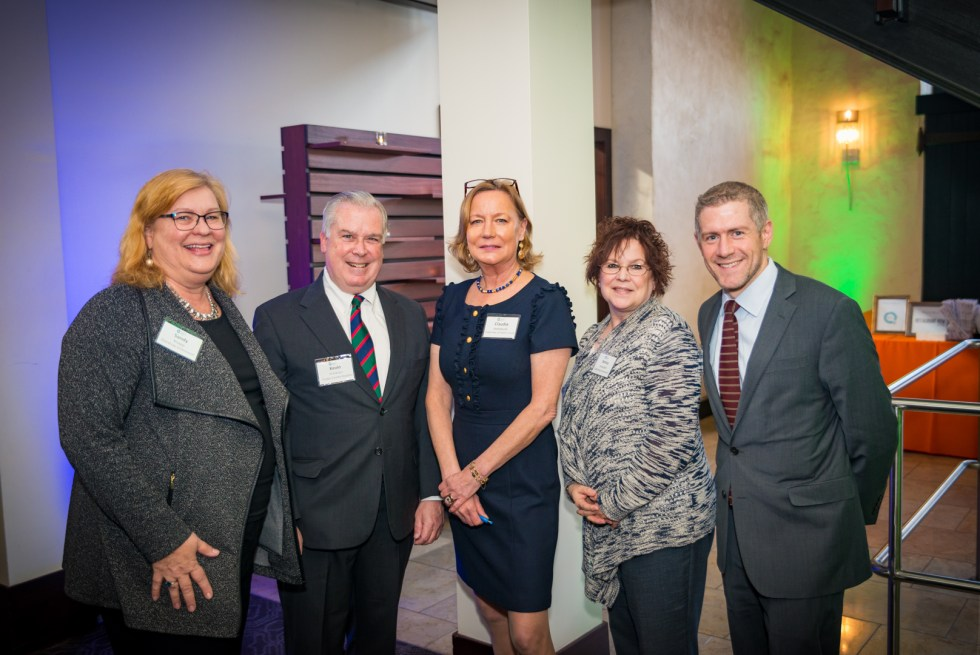 Gawthrop Greenwood attorneys at CCEDC Annual Business Achievement Award Dinner