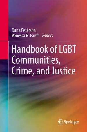 Handbook of LGBT Communities, Crime, and Justice