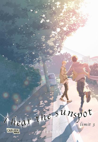 I Hear The Sunspot - Limit 3   Schwule Bücher im Online Buchshop Gay Book Fair