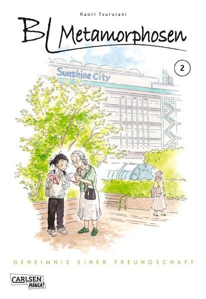 BL Metamorphosen - Geheimnis einer Freundschaft 2 | Schwule Bücher im Online Buchshop Gay Book Fair