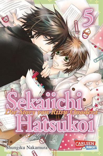 Sekaiichi Hatsukoi 5 | Schwule Bücher im Online Buchshop Gay Book Fair