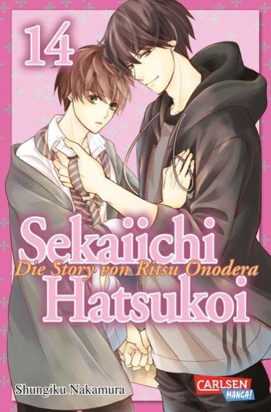 Sekaiichi Hatsukoi 14 | Schwule Bücher im Online Buchshop Gay Book Fair