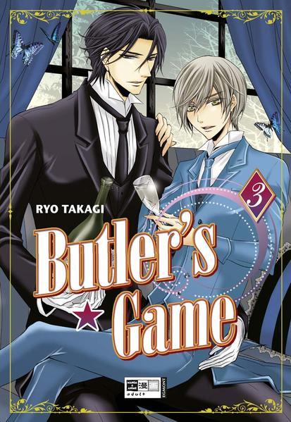 Butler's Game 03 | Schwule Bücher im Online Buchshop Gay Book Fair