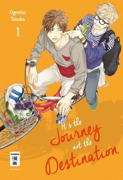 It's the journey not the destination 01 | Schwule Bücher im Online Buchshop Gay Book Fair