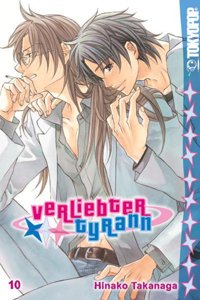 Verliebter Tyrann 10 | Schwule Bücher im Online Buchshop Gay Book Fair