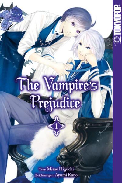 The Vampire's Prejudice 01 | Schwule Bücher im Online Buchshop Gay Book Fair