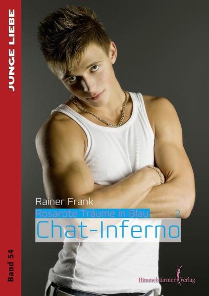 Rosarote Träume in Blau 2: Chat-Inferno (Junge Liebe)   Schwule Bücher im Online Buchshop Gay Book Fair