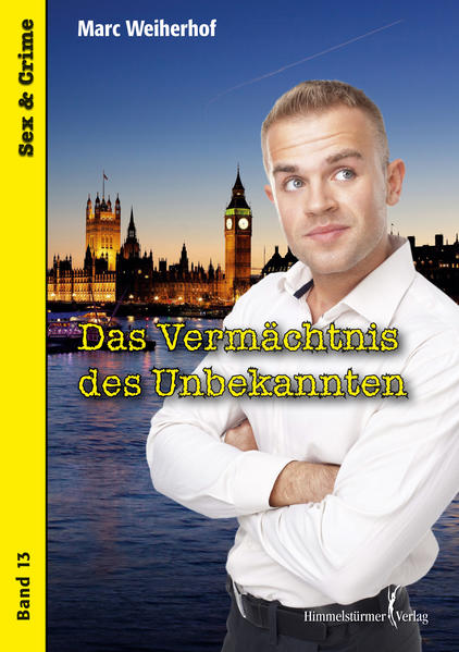 Das Vermächtnis des Unbekannten   Schwule Bücher im Online Buchshop Gay Book Fair
