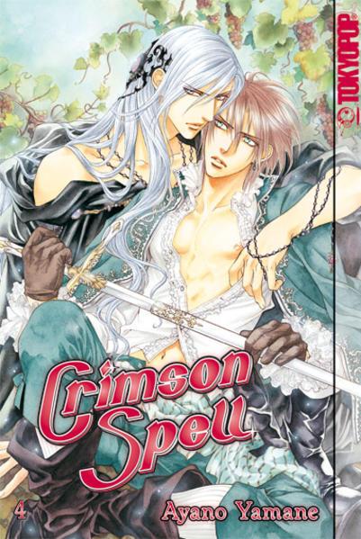 Crimson Spell 04   Schwule Bücher im Online Buchshop Gay Book Fair