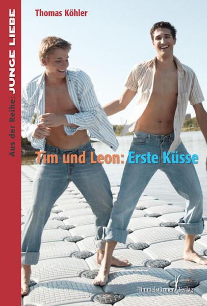 Tim und Leon: Erste Küsse (Junge Liebe)   Schwule Bücher im Online Buchshop Gay Book Fair