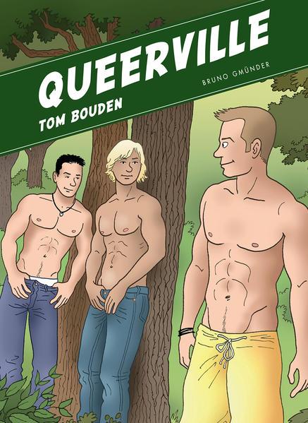 Queerville | Schwule Bücher im Online Buchshop Gay Book Fair