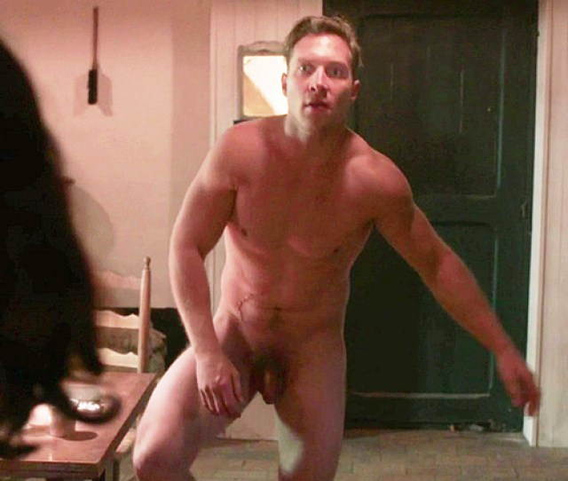 Jai Courtney Frontal Nude In The Exception Gay Male Celebs Com
