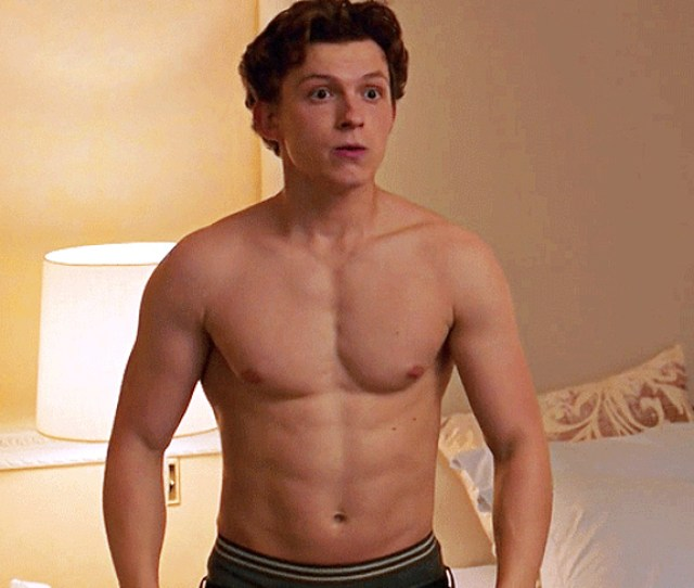 Tom Holland Nude
